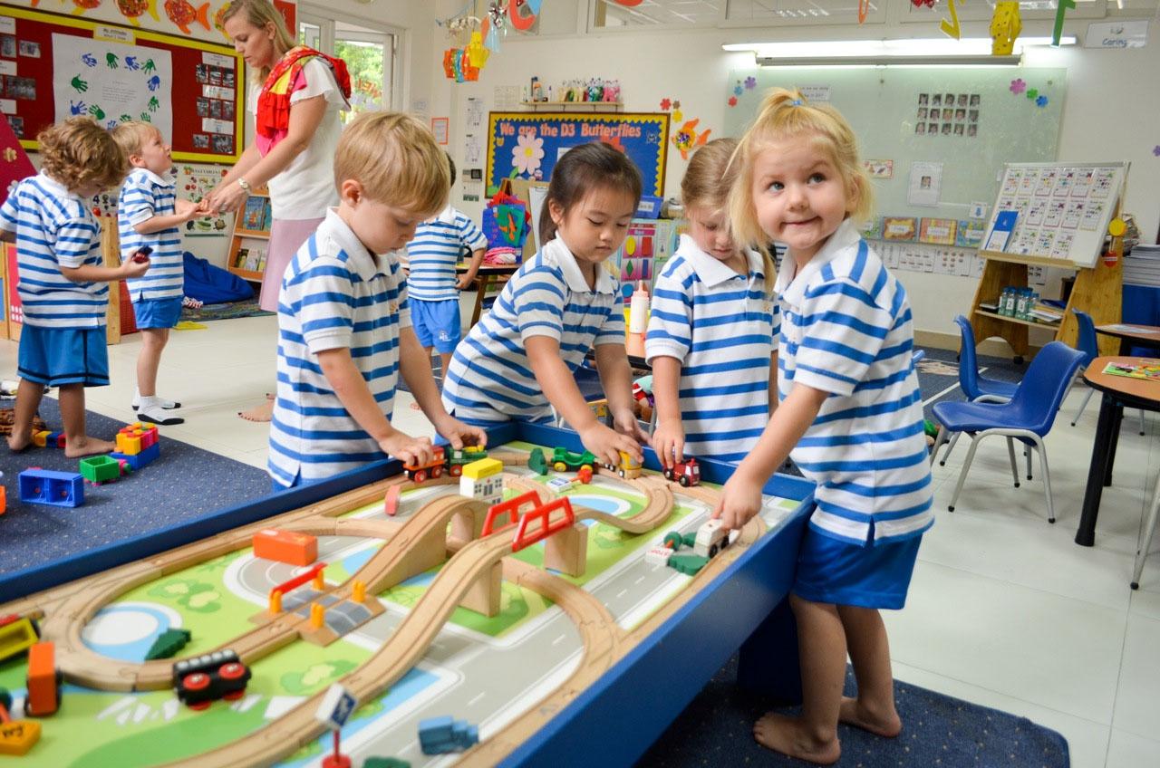 trường học quốc tế kinderworld swanbay